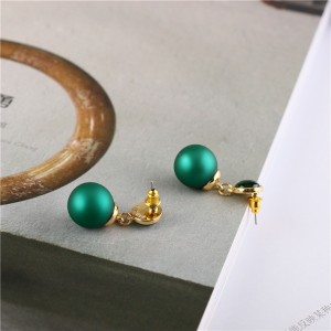 Beautiful Alloy Rhinestones With Rhinestone Women's Fashion Earrings E903